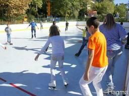 Хоккейные площадки круглогодичного использования