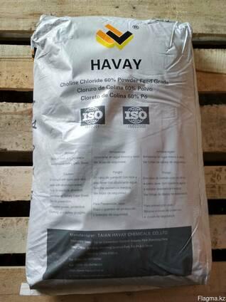 Холин Хлорид (витамин группы B4)