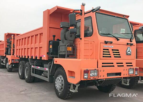 Howo 30 тонн (инженерно - карьерный самосвал). 58,700 $