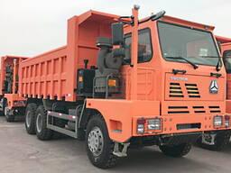 Howo 30 тонн (инженерно - карьерный самосвал). 58, 700 $