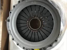 HOWO Ведущий диск сцепления (карзина) AZ9725160100. P HOWO