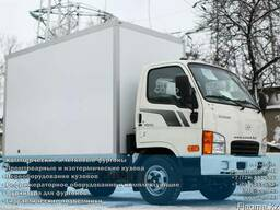 Hyundai HD35L Изотермический фургон COND