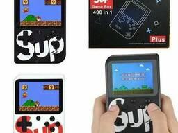Игровая консоль портативная SUP Game Box 400 in 1 с. ..