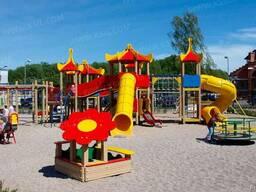 Игровое оборудование для детских площадок - фото 2