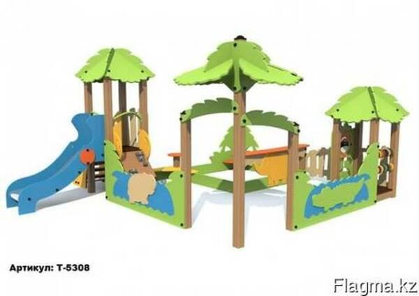 Игровой комплекс песочный дворик