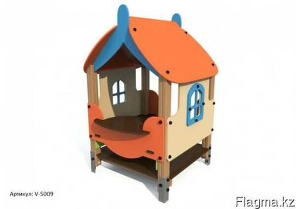 Игровой модуль домик