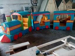 Игрушки на детские площадки.