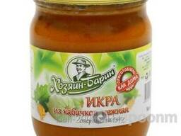 Икра кабачковая, Горошек, Кукуруза Белоруссия
