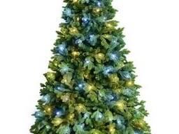 Искусственная елка премиум класса световая Барокко 1,2-2,4м