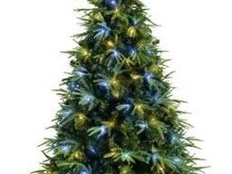 Искусственная елка премиум класса световая Фьерро 1,2-2,4м