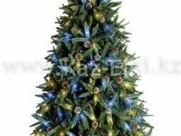 Искусственная елка премиум класса световая Классико 1,2-2,1м