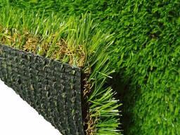 Искусственный газон для футбольных полей 50 мм