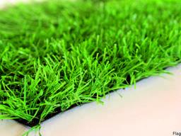 Искусственный газон для футбольных полей спортивные покрытия - фото 1