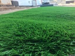 Искусственный газон (трава) - фото 2