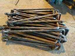 Изготовим болты фундаментные ГОСТ 24379.1-80 - фото 3