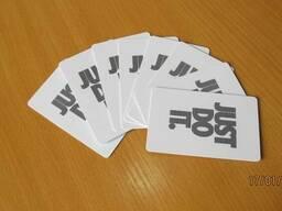 Изготовление брошюр, визиток, купонов, сертификатов и прочее