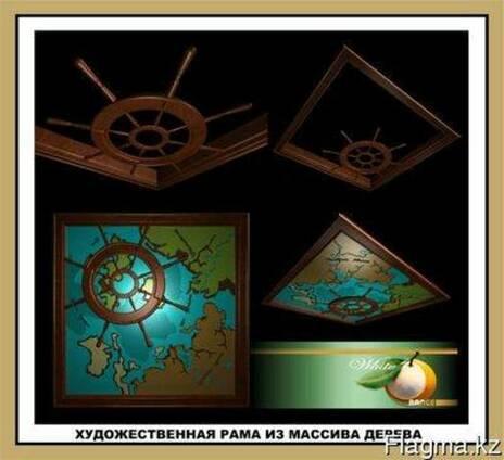 Изготовление декоративных столярных изделий