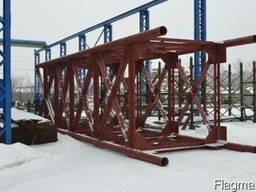 Изготовление и монтаж металлоконструкций
