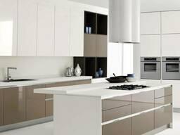 Изготовление кухонь на заказ любой сложности и стиля