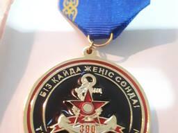 Изготовление Медалей для воинских частей.
