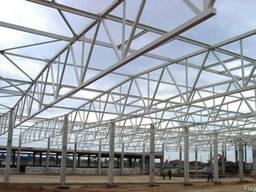Изготовление металлоконструкций /plant metal structures