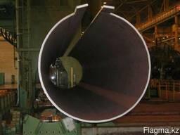 Изготовление сварных прямошовных труб