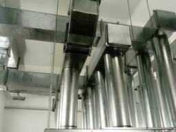 Изготовление вентиляции