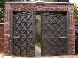 Изготовление Ворот любой сложности - фото 4
