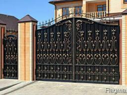 Изготовление ворот на Ваш выбор! - фото 6