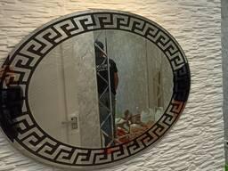 Изготовление зеркал на заказ недорого