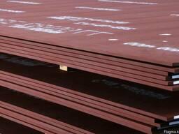 Износостойкие горячекатаные стальные листы Hardox