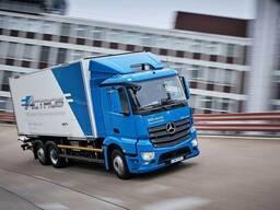 Изотермический фургон Mercedes-Benz Arocs COND