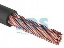 """Кабель силовой """"Power Cable"""" 1х10мм², черный, 50м. , d 7, 5"""