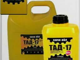 Кама ойл трансмиссионное масло тад-17 1л