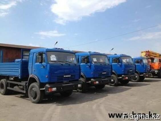 КамАЗ 53215 бортовой 11тн, тент каркас,6х4,240л. с