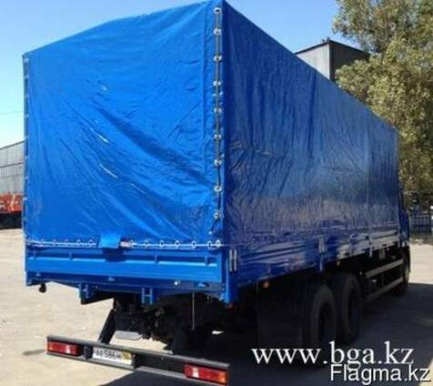 КамАЗ 65117-029 бортовой 14тн, кузов 7800мм ,260 л. с