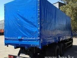 КамАЗ 65117-029 бортовой 14тн, кузов 7800мм ,260 л. с - фото 1