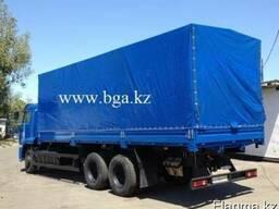 КамАЗ 65117-029 бортовой 14тн, кузов 7800мм ,260 л. с - фото 3