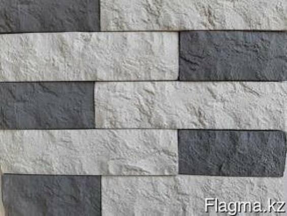 Камень декоративный Оникс белый