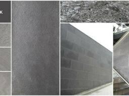 Каменный шпон классический (Galaxy Black)