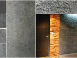 Каменный шпон классический (Silver Grey)
