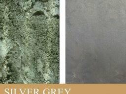 Каменный шпон Translucent (Silver Grey)