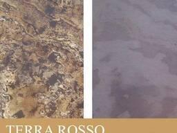 Каменный шпон Translucent (Terra Rosso)