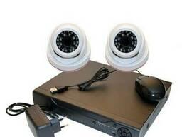 Камеры видеонаблюдения. Монтаж и настройка оборудования