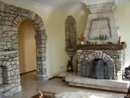 Камины из мрамора, гранита - фото 5