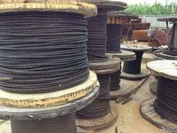 Канат(трос) стальной, цепи, стропы, лебедки строительн