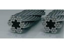 Канаты одинарной свивки спиральные 0. 9x0. 32x0. 3 мм ЛК-О ГОСТ