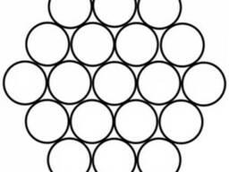 Канаты одинарной свивки (спиральные)