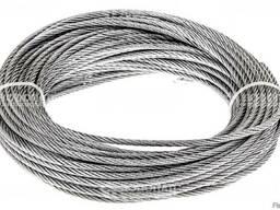 Канаты одинарной свивки спиральные 4. 6x0. 95x0. 9 мм ТК ГОСТ 3