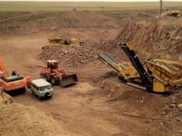 Карьер по добычи строительного камня